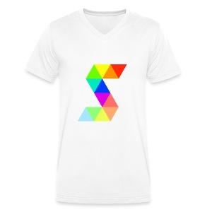 StoneWard - T-Shirt - MAN - Mannen bio T-shirt met V-hals van Stanley & Stella