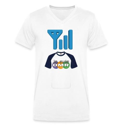 Antenne - T-shirt bio col V Stanley & Stella Homme