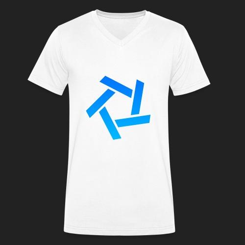 Gameonline Luvtröja Premium Unisex - Ekologisk T-shirt med V-ringning herr från Stanley & Stella