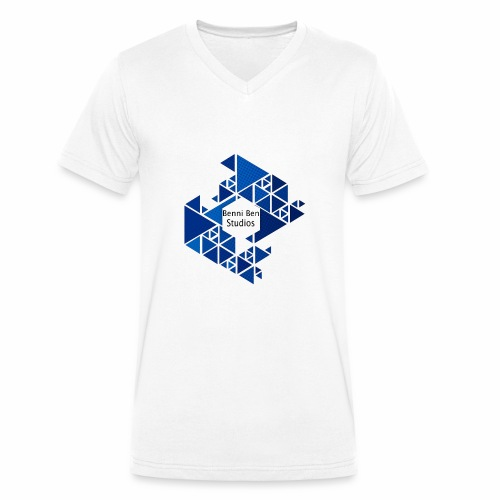benni ben - Männer Bio-T-Shirt mit V-Ausschnitt von Stanley & Stella