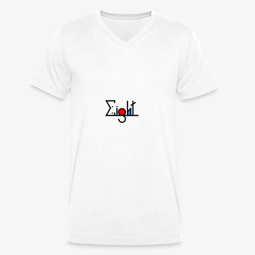 EIGHT LOGO - T-shirt bio col V Stanley & Stella Homme