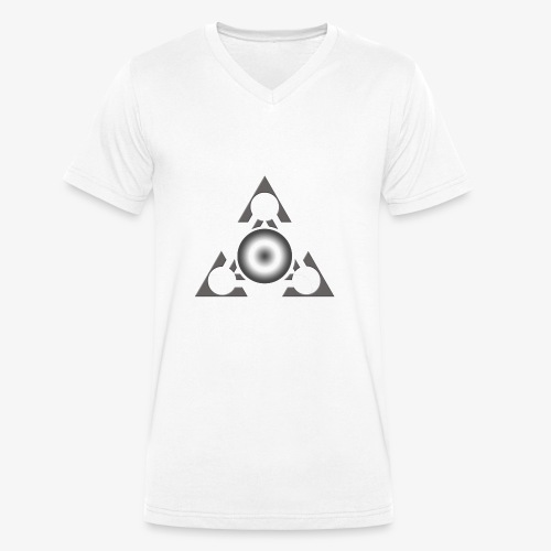 space 1 - T-shirt bio col V Stanley & Stella Homme