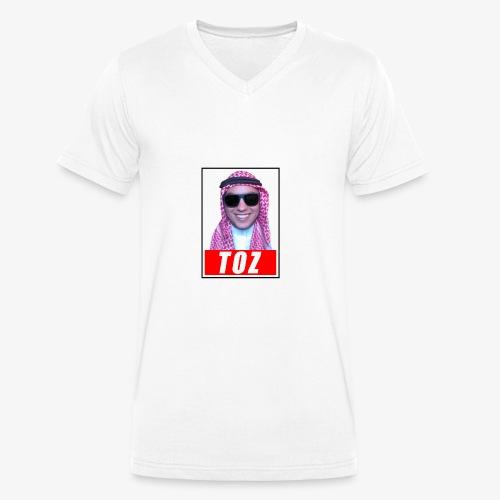 TozQatar - T-shirt bio col V Stanley & Stella Homme