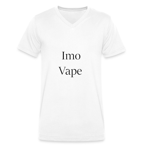 ImoVape - T-shirt bio col V Stanley & Stella Homme