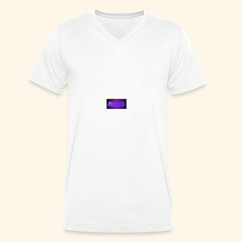 MoDzZ - Männer Bio-T-Shirt mit V-Ausschnitt von Stanley & Stella