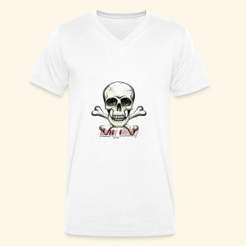 Ktmboy_official17 - Männer Bio-T-Shirt mit V-Ausschnitt von Stanley & Stella