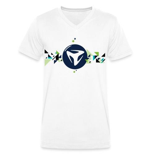 Spring/Summer 9 - Männer Bio-T-Shirt mit V-Ausschnitt von Stanley & Stella