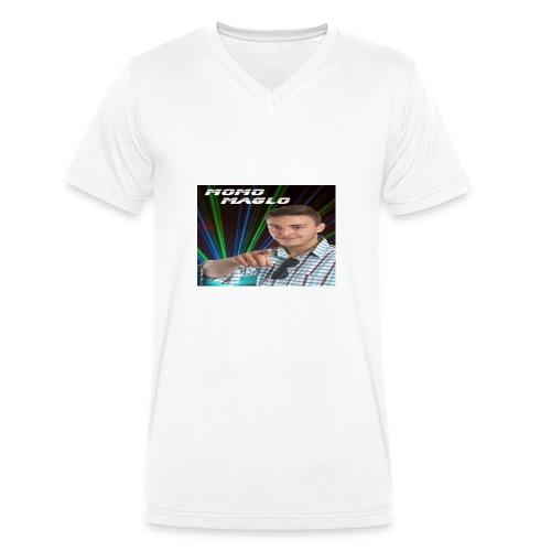 Momo Maglo - Männer Bio-T-Shirt mit V-Ausschnitt von Stanley & Stella