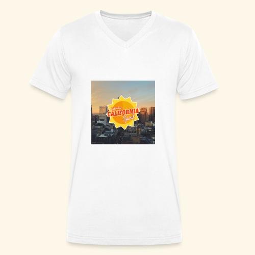 California Spirit City - T-shirt bio col V Stanley & Stella Homme