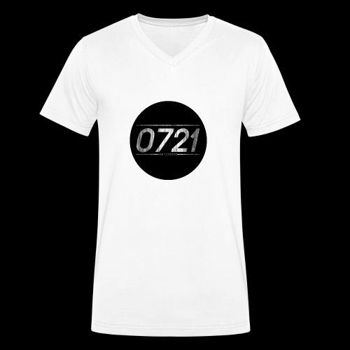 #0721KA - Männer Bio-T-Shirt mit V-Ausschnitt von Stanley & Stella