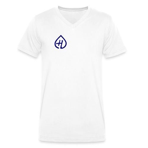 Hangprinter logo - Ekologisk T-shirt med V-ringning herr från Stanley & Stella