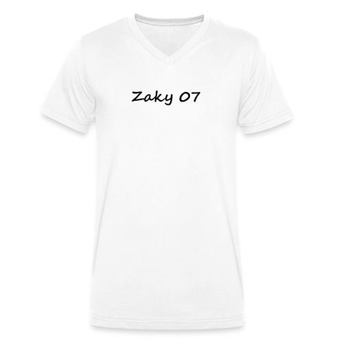 New Merch Design #1 - Men's Organic V-Neck T-Shirt by Stanley & Stella