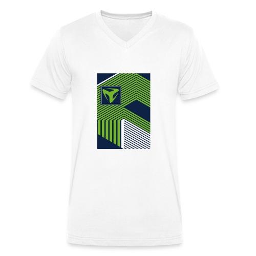 Spring/Summer 10 - Männer Bio-T-Shirt mit V-Ausschnitt von Stanley & Stella