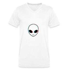 Alien - Camiseta ecológica hombre con cuello de pico de Stanley & Stella