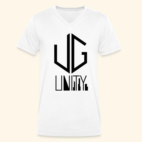 UG Unity - Männer Bio-T-Shirt mit V-Ausschnitt von Stanley & Stella