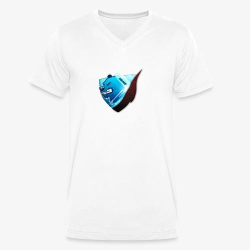 logougmz - T-shirt bio col V Stanley & Stella Homme