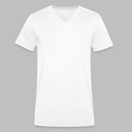 SQWUAD   Knuffelbeer - Mannen bio T-shirt met V-hals van Stanley & Stella
