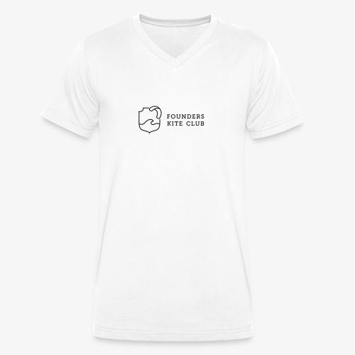 FKC - Men's Organic V-Neck T-Shirt by Stanley & Stella