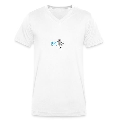 PJHC - Men's Organic V-Neck T-Shirt by Stanley & Stella