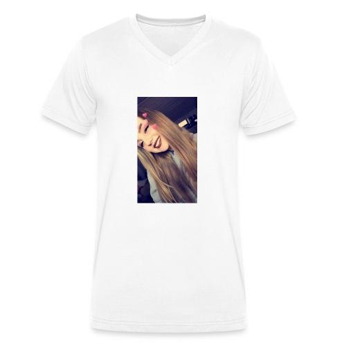 E12B864F B485 4100 AD3F 2766C25BDA69 - Männer Bio-T-Shirt mit V-Ausschnitt von Stanley & Stella