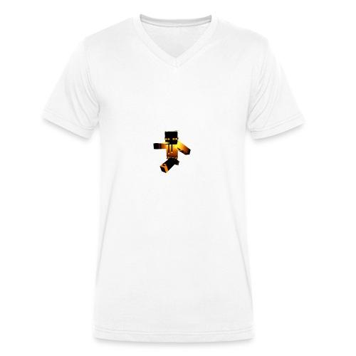 Spane - Männer Bio-T-Shirt mit V-Ausschnitt von Stanley & Stella