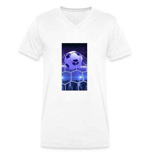 13b78f36de4363140cf861a616562a40ee793b090d3164e4dd - Männer Bio-T-Shirt mit V-Ausschnitt von Stanley & Stella