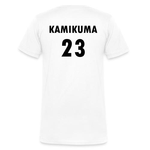 KamiKuma 23 - Männer Bio-T-Shirt mit V-Ausschnitt von Stanley & Stella