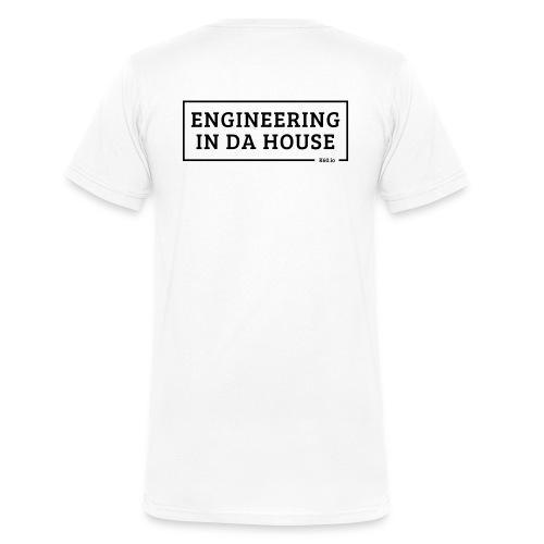 Engineering in da house! - Männer Bio-T-Shirt mit V-Ausschnitt von Stanley & Stella