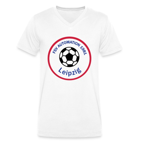 stelzner - Männer Bio-T-Shirt mit V-Ausschnitt von Stanley & Stella