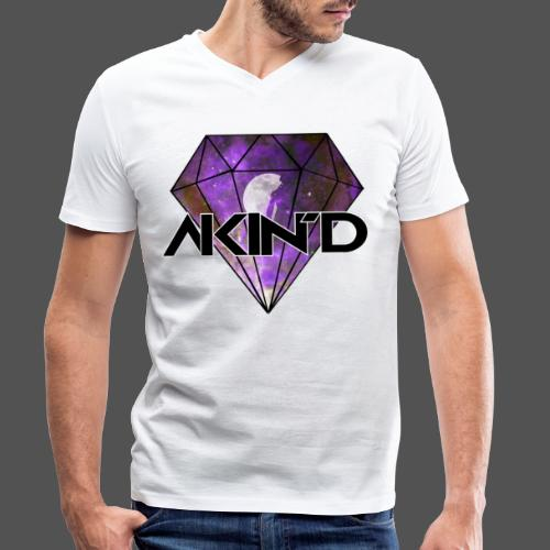 DiamondKing - T-shirt bio col V Stanley & Stella Homme