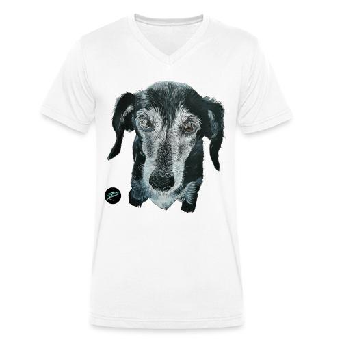 Amanda - T-shirt ecologica da uomo con scollo a V di Stanley & Stella