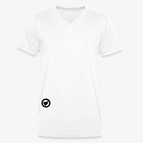 LOOVE (SS18) - T-shirt ecologica da uomo con scollo a V di Stanley & Stella
