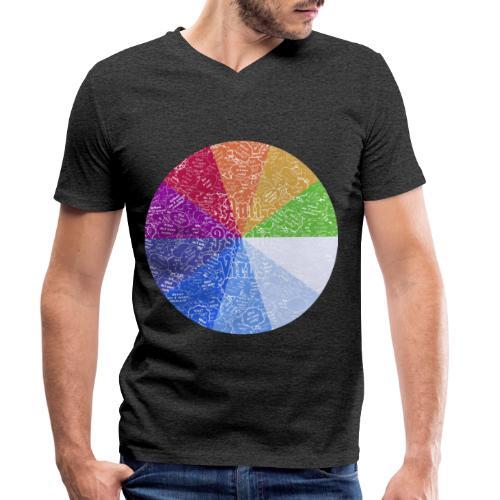 APV 10.1 - Men's Organic V-Neck T-Shirt by Stanley & Stella