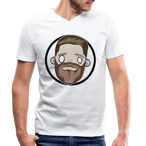 Ayabolli Gaming, ingen text - Ekologisk T-shirt med V-ringning herr från Stanley & Stella