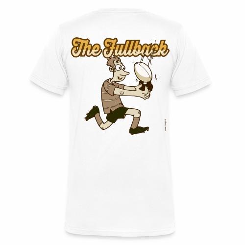 Fullback_Marplo_mug - T-shirt ecologica da uomo con scollo a V di Stanley & Stella