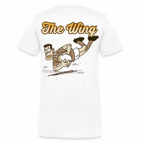 Wing_Marplo_mug - T-shirt ecologica da uomo con scollo a V di Stanley & Stella