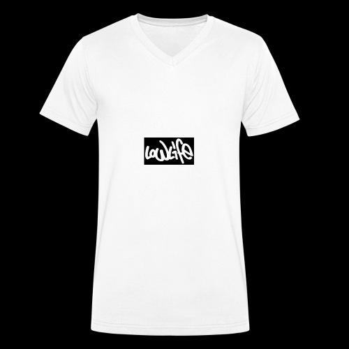 deep-lifestyleshirts - Männer Bio-T-Shirt mit V-Ausschnitt von Stanley & Stella