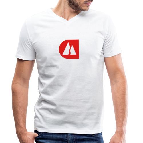 LZ2 - Männer Bio-T-Shirt mit V-Ausschnitt von Stanley & Stella