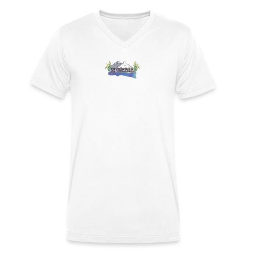Openair am Greifensee Retro - Männer Bio-T-Shirt mit V-Ausschnitt von Stanley & Stella