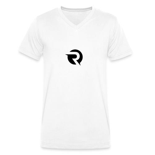 20150525131203 7110 - Camiseta ecológica hombre con cuello de pico de Stanley & Stella