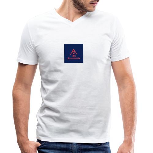 JB| - T-shirt bio col V Stanley & Stella Homme