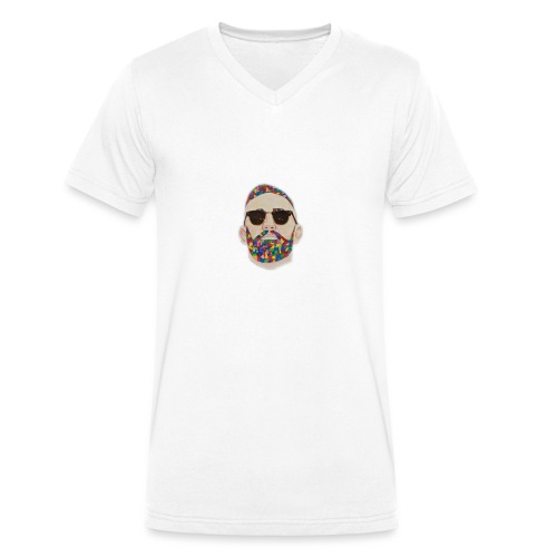 Conor - Männer Bio-T-Shirt mit V-Ausschnitt von Stanley & Stella