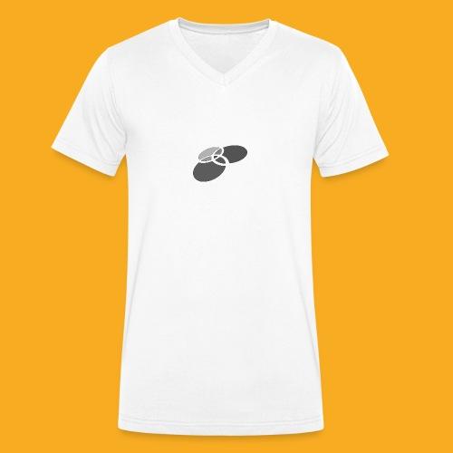 Männer Navyblau - Männer Bio-T-Shirt mit V-Ausschnitt von Stanley & Stella