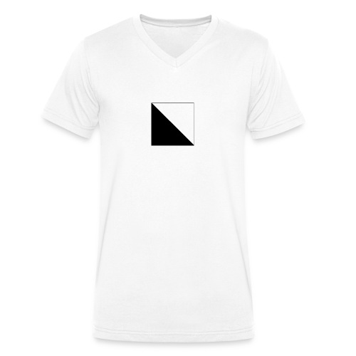 Lehrer die einen nicht mögen - Männer Bio-T-Shirt mit V-Ausschnitt von Stanley & Stella
