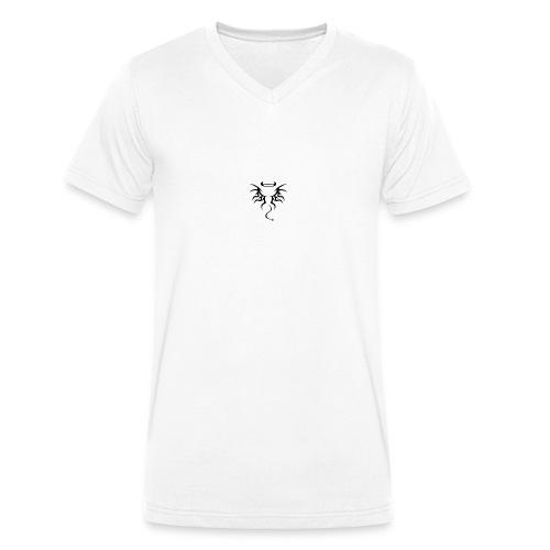 Angel Evil - Camiseta ecológica hombre con cuello de pico de Stanley & Stella