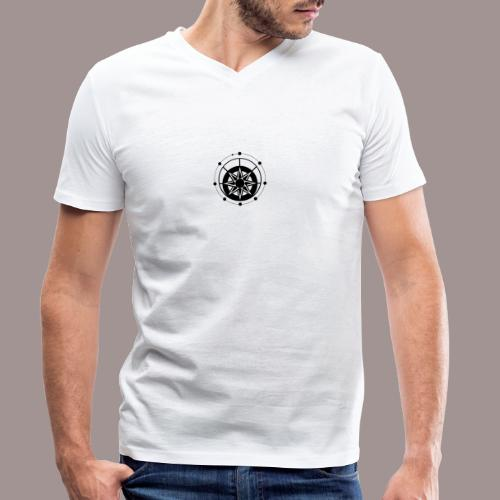 Etoile - T-shirt bio col V Stanley & Stella Homme