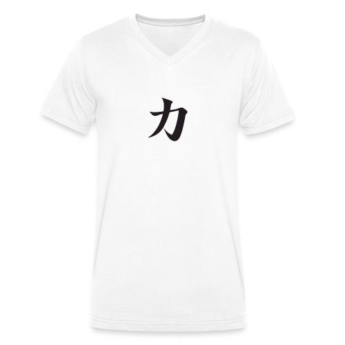 Katana - T-shirt bio col V Stanley & Stella Homme