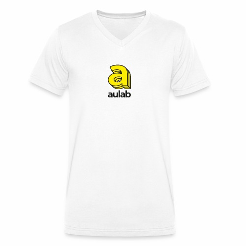 Marchio aulab - T-shirt ecologica da uomo con scollo a V di Stanley & Stella