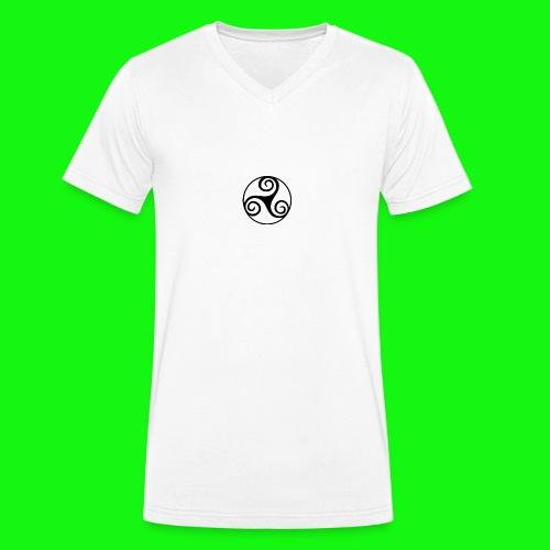 celtic-zen - T-shirt bio col V Stanley & Stella Homme