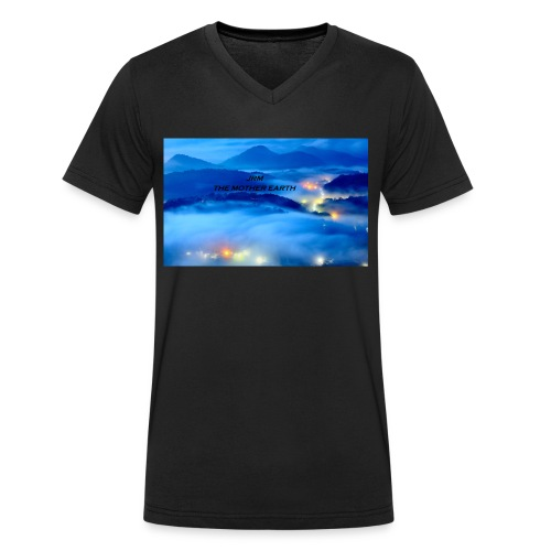 the mother earth collection 2017 - T-shirt bio col V Stanley & Stella Homme
